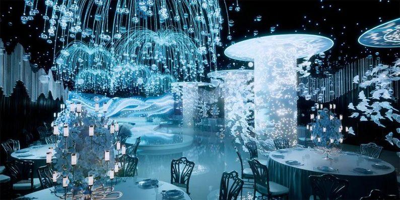 婚礼堂发布:4大宴会厅!新东安大酒店全新升级