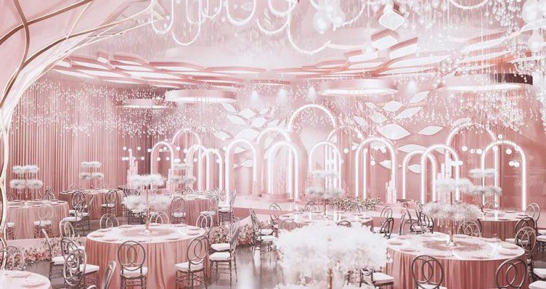 婚礼堂发布:4大宴会厅!新东安大酒店全新升级  第11张