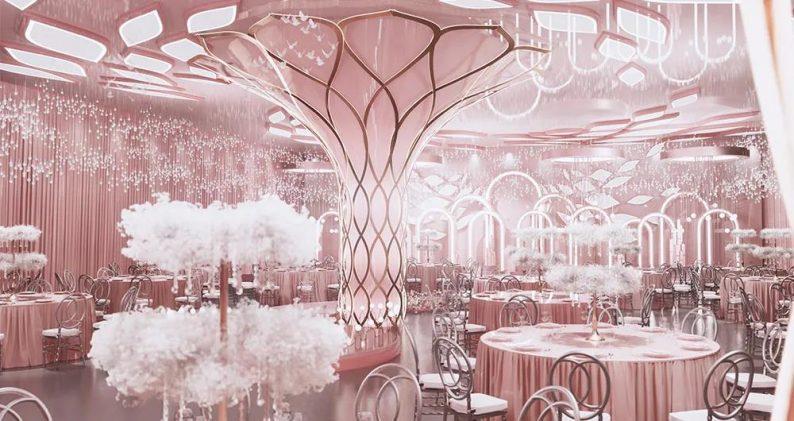 婚礼堂发布:4大宴会厅!新东安大酒店全新升级  第12张