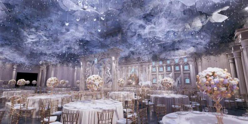 婚礼堂发布:4大宴会厅!新东安大酒店全新升级  第16张