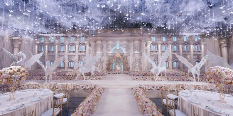婚礼堂发布:4大宴会厅!新东安大酒店全新升级  第17张