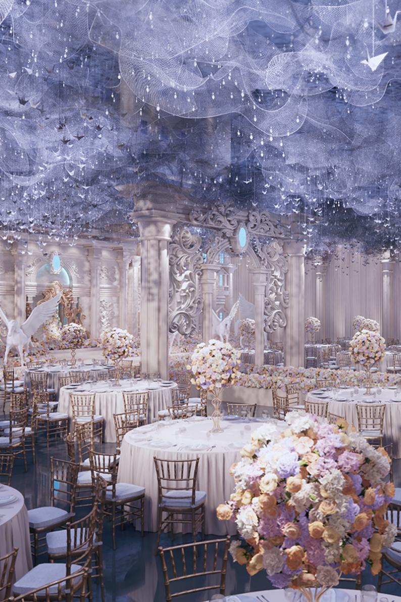 婚礼堂发布:4大宴会厅!新东安大酒店全新升级  第18张