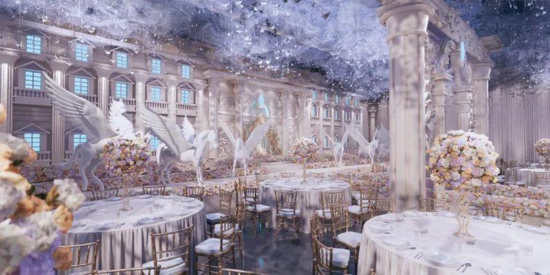 婚礼堂发布:4大宴会厅!新东安大酒店全新升级  第19张
