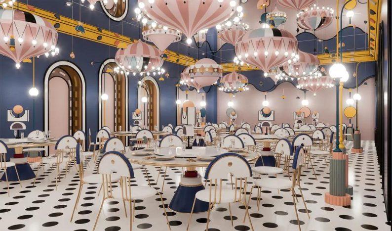 婚礼堂发布:4大宴会厅!新东安大酒店全新升级  第21张
