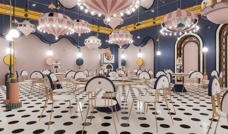 婚礼堂发布:4大宴会厅!新东安大酒店全新升级  第22张