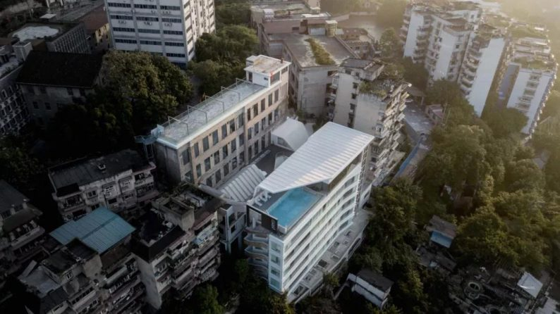 改造案例:老厂房华丽蜕变为精品酒店  第3张