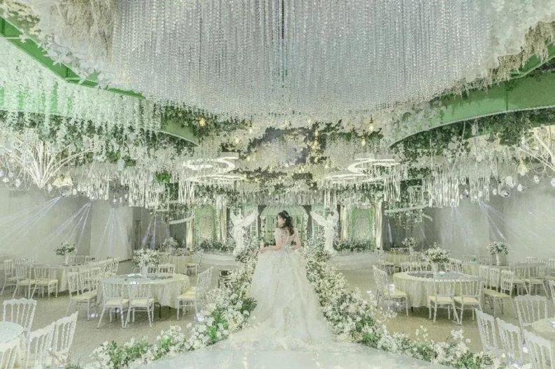 婚礼堂发布:4大主题厅!中山百万级奢华婚宴酒店  第9张