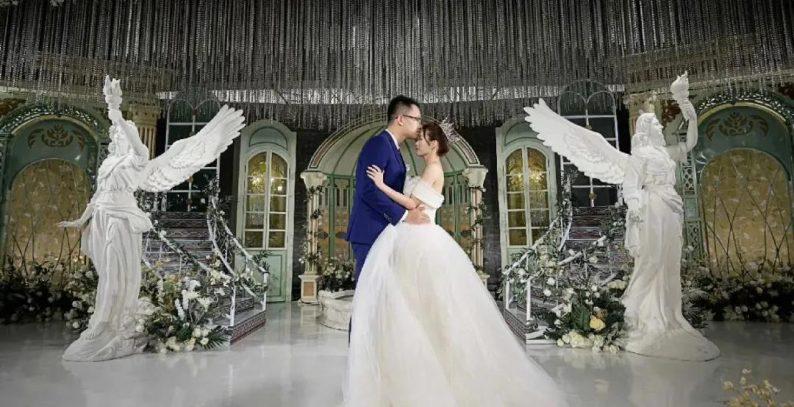 婚礼堂发布:4大主题厅!中山百万级奢华婚宴酒店  第11张