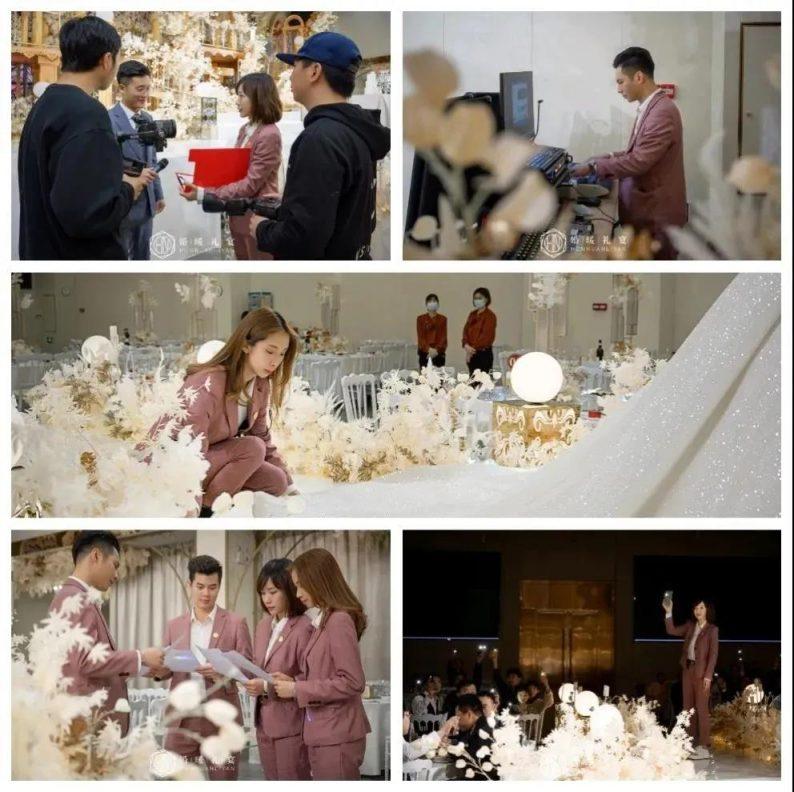 婚礼堂发布:4大主题厅!中山百万级奢华婚宴酒店  第15张