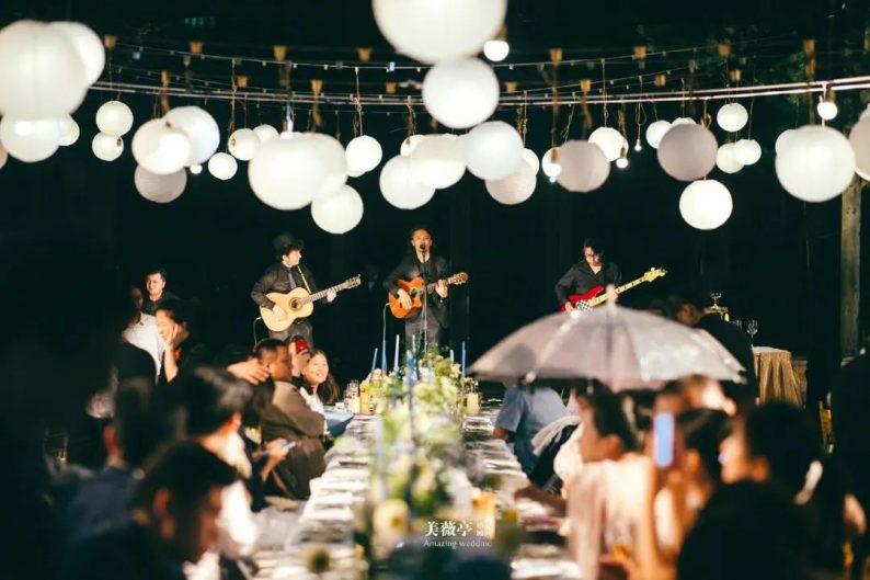《户外婚礼下雨9大应对指南》  第5张
