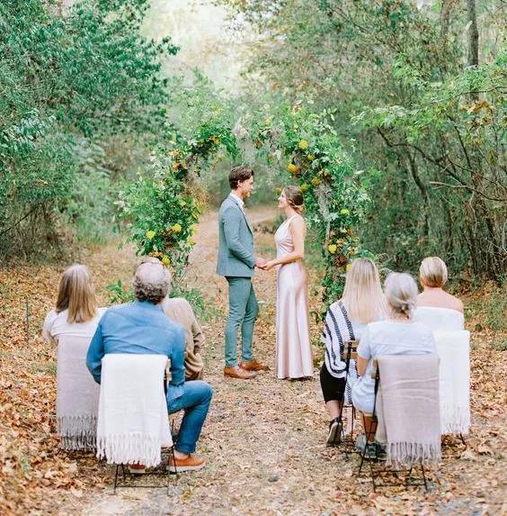 未来婚礼趋势的8大变化!  第4张