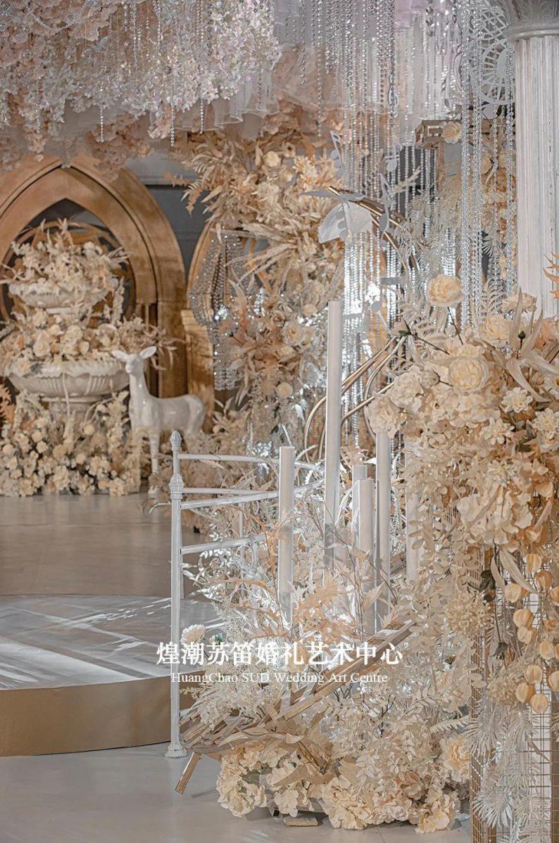 婚礼堂发布:婚庆+酒店共同打造,煌潮苏笛婚礼艺术中心简介  第4张