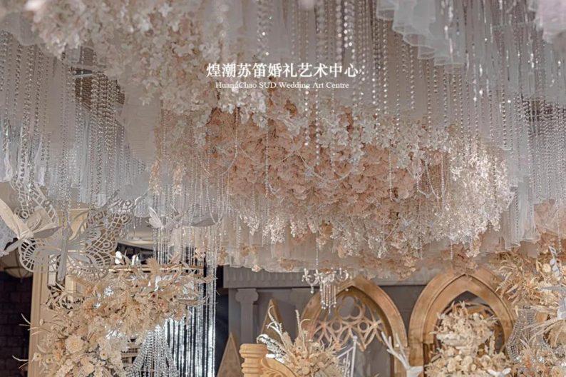 婚礼堂发布:婚庆+酒店共同打造,煌潮苏笛婚礼艺术中心简介  第5张