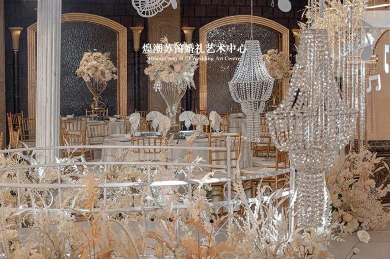 婚礼堂发布:婚庆+酒店共同打造,煌潮苏笛婚礼艺术中心简介  第13张
