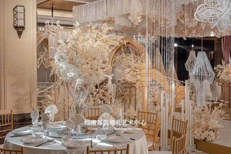 婚礼堂发布:婚庆+酒店共同打造,煌潮苏笛婚礼艺术中心简介  第15张