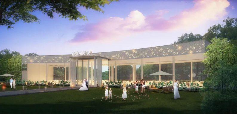 婚礼堂发布:公园式婚礼堂,瑞庭集团四大品牌7家门店  第3张