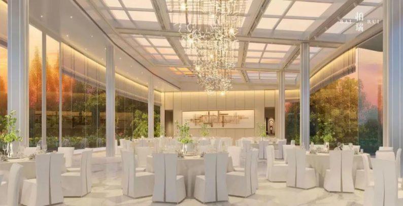 婚礼堂发布:公园式婚礼堂,瑞庭集团四大品牌7家门店  第5张