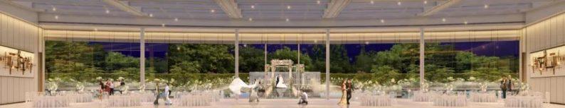 婚礼堂发布:公园式婚礼堂,瑞庭集团四大品牌7家门店  第7张