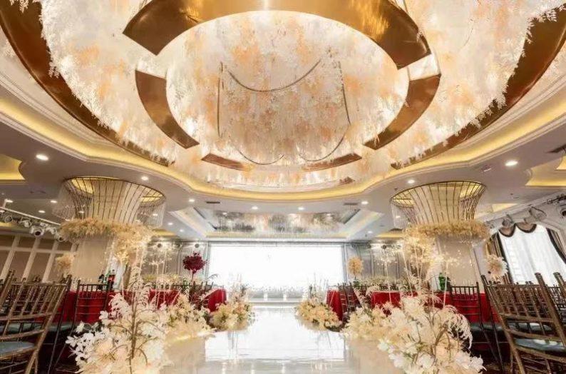 婚礼堂发布:公园式婚礼堂,瑞庭集团四大品牌7家门店  第10张