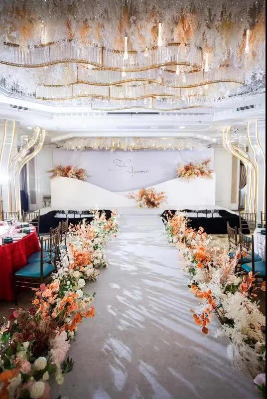 婚礼堂发布:公园式婚礼堂,瑞庭集团四大品牌7家门店  第14张