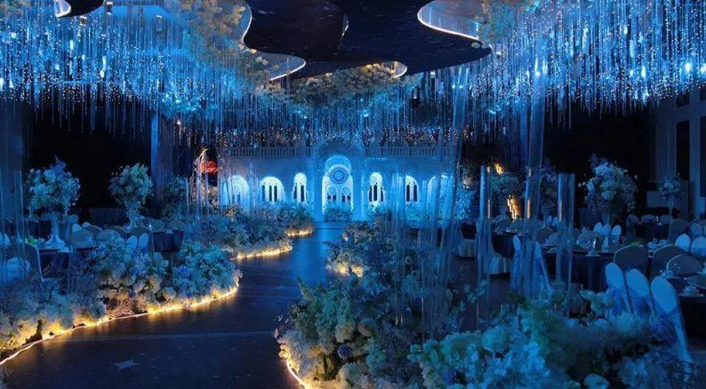 婚礼堂发布:6大宴会厅!临淄硕冠酒店全新升级  第11张