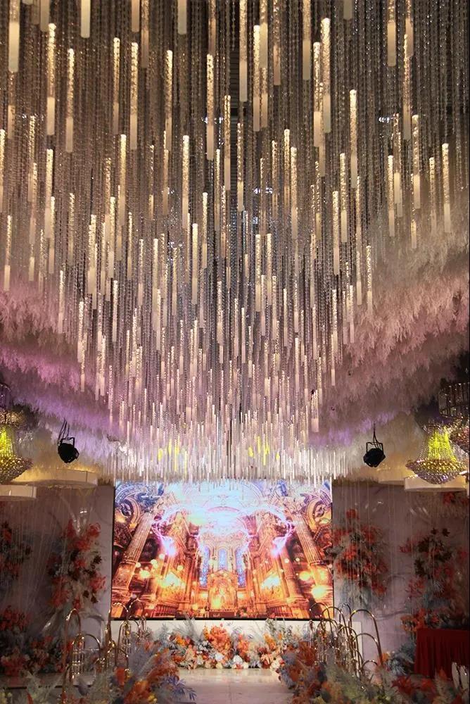 婚礼堂发布:6大宴会厅!临淄硕冠酒店全新升级  第16张