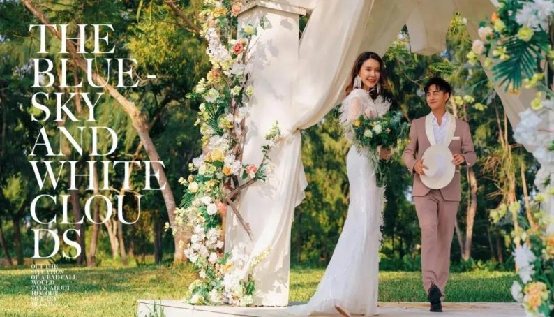 《2021年婚纱摄影市场的机遇和变化》  第1张