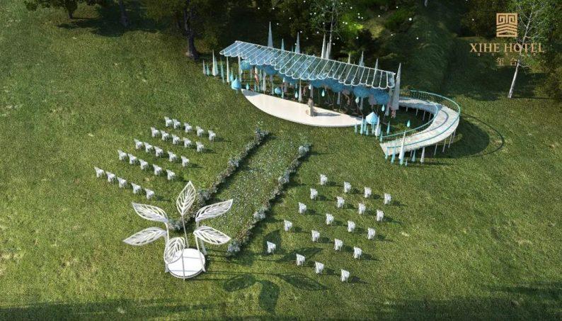 婚礼堂发布:徐丹设计!1.3万方、10大主题厅,开启江景婚礼新时代  第30张