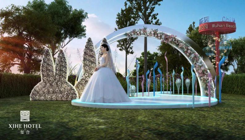婚礼堂发布:徐丹设计!1.3万方、10大主题厅,开启江景婚礼新时代  第39张
