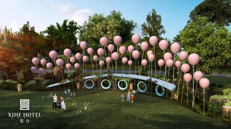 婚礼堂发布:徐丹设计!1.3万方、10大主题厅,开启江景婚礼新时代  第41张