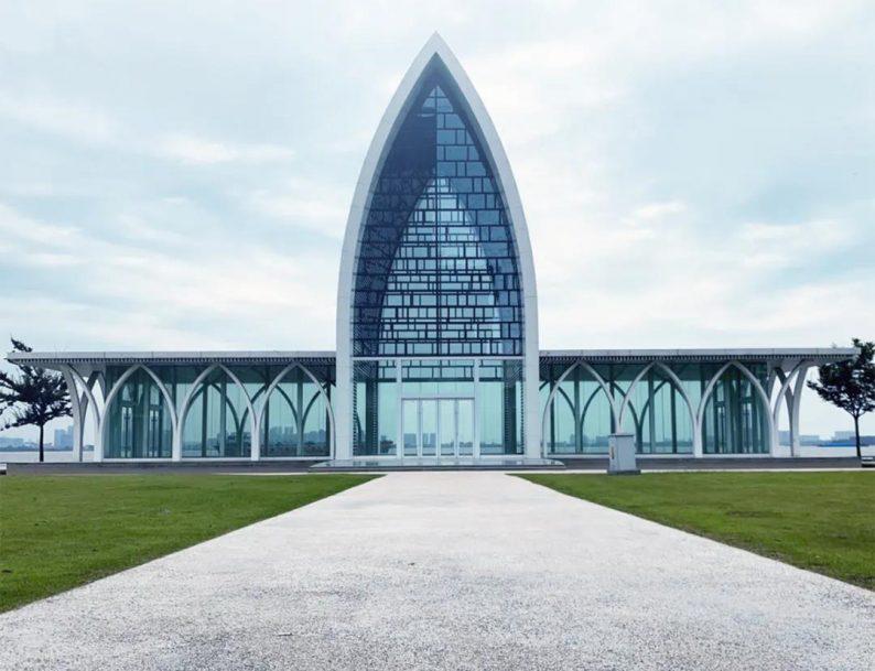 婚礼堂发布:徐丹设计!1.3万方、10大主题厅,开启江景婚礼新时代  第44张