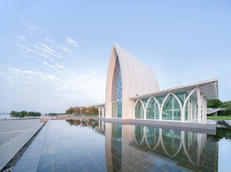 婚礼堂发布:徐丹设计!1.3万方、10大主题厅,开启江景婚礼新时代  第46张