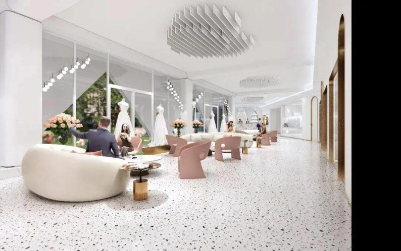 婚礼堂发布:徐丹设计!1.3万方、10大主题厅,开启江景婚礼新时代  第49张