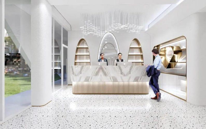 婚礼堂发布:徐丹设计!1.3万方、10大主题厅,开启江景婚礼新时代  第51张