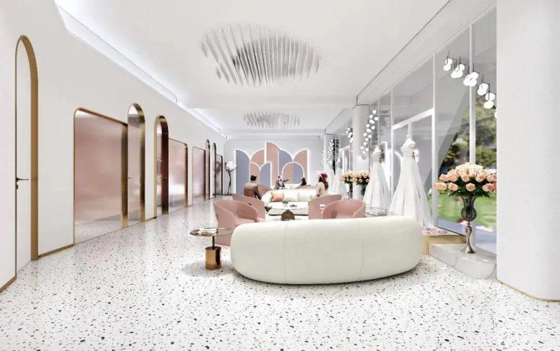 婚礼堂发布:徐丹设计!1.3万方、10大主题厅,开启江景婚礼新时代  第52张