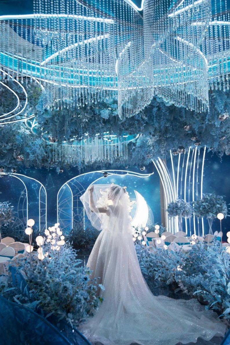 婚礼堂发布:婚庆+酒店,打造3大百万婚礼堂  第6张