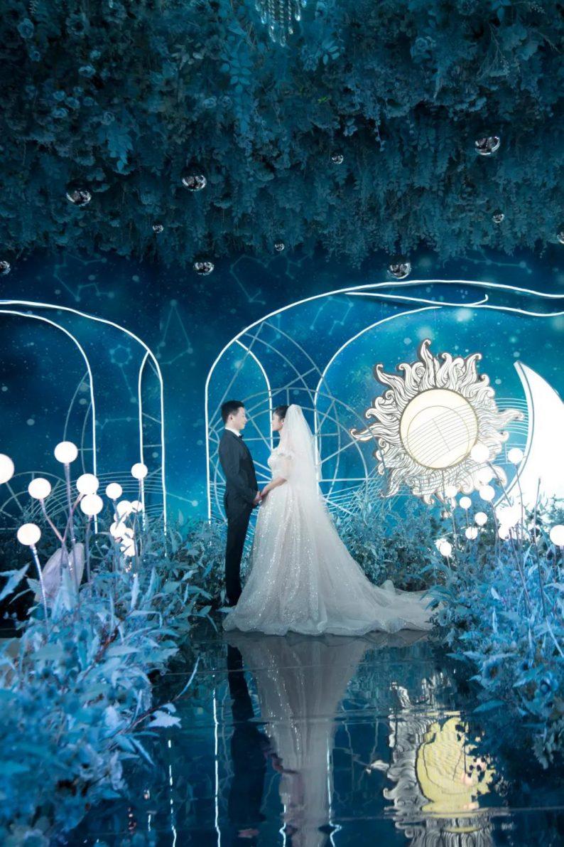 婚礼堂发布:婚庆+酒店,打造3大百万婚礼堂  第7张
