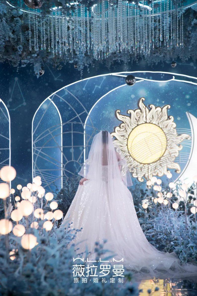 婚礼堂发布:婚庆+酒店,打造3大百万婚礼堂  第8张