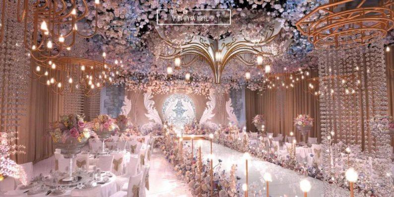 婚礼堂发布:婚庆+酒店,打造3大百万婚礼堂  第10张