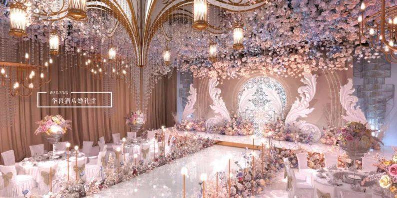 婚礼堂发布:婚庆+酒店,打造3大百万婚礼堂  第11张