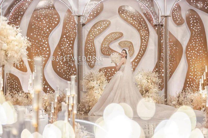 婚礼堂发布:6大主题厅!芭菲婚礼九滨婚礼会馆设计解读  第31张