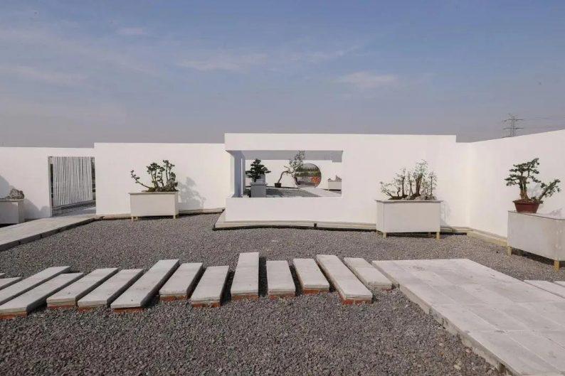 婚礼堂发布:上海得丘婚礼会馆空间改造计划  第1张