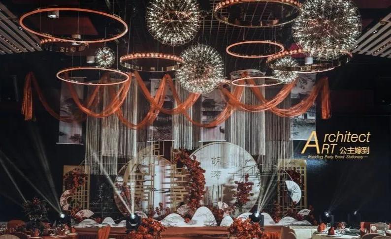 婚礼堂发布:上海得丘婚礼会馆空间改造计划  第2张