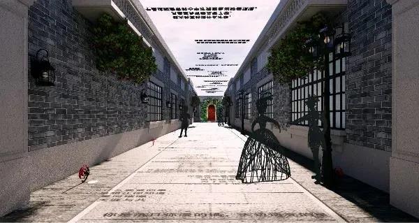 婚礼堂发布:上海得丘婚礼会馆空间改造计划  第3张