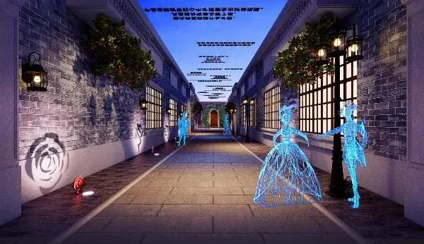 婚礼堂发布:上海得丘婚礼会馆空间改造计划  第4张
