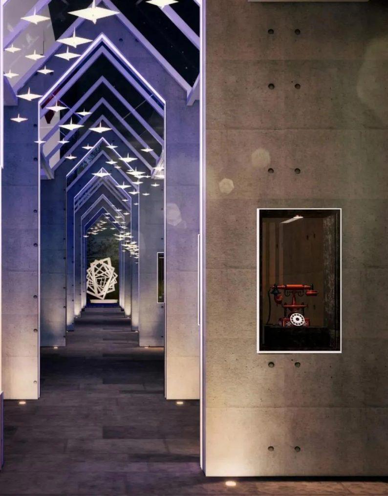 婚礼堂发布:上海得丘婚礼会馆空间改造计划  第7张