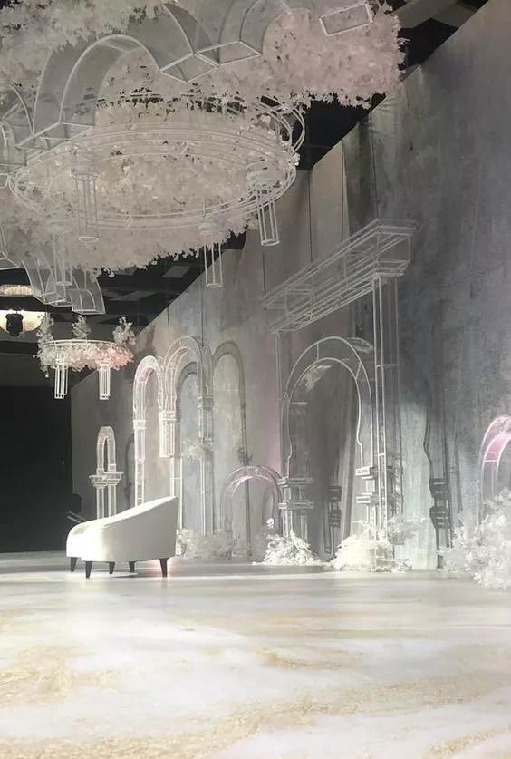 婚礼堂发布:上海得丘婚礼会馆空间改造计划  第12张