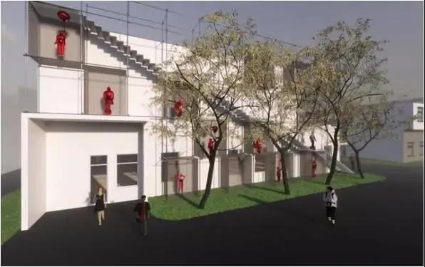 婚礼堂发布:上海得丘婚礼会馆空间改造计划  第19张