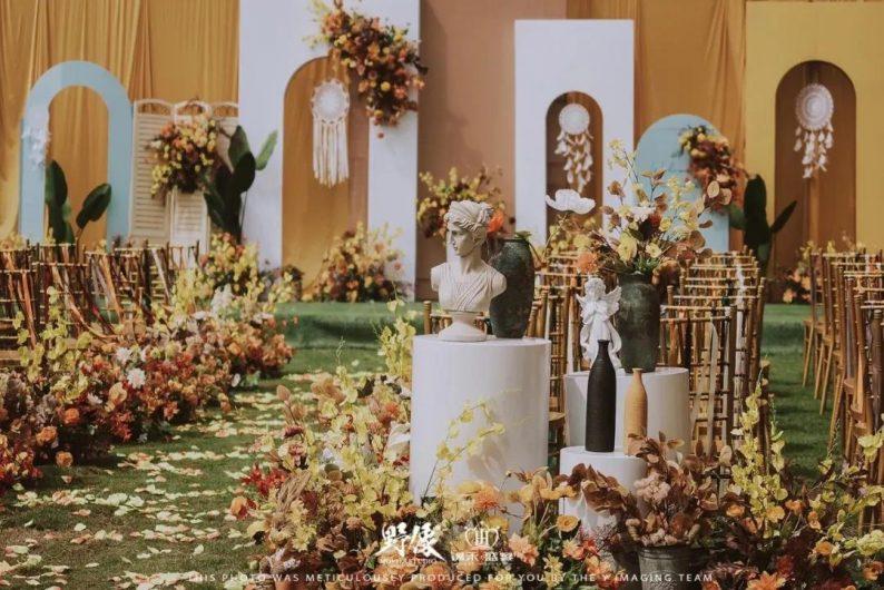 婚礼堂发布:7000平方!5大宴会厅!锦禾盛宴一站式宴会酒店  第11张
