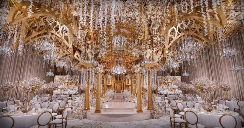婚礼堂发布:7000平方!5大宴会厅!锦禾盛宴一站式宴会酒店  第3张